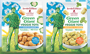 St. Jude Patients' Artwork Featured On Green Giant Products