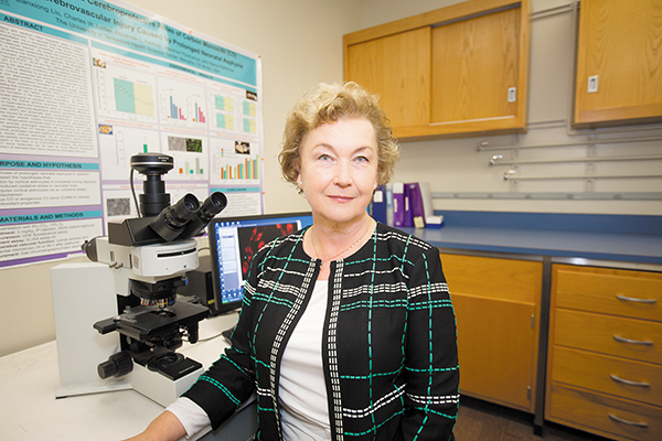 UTHSC Professor Receives Grant to Study Newborn Seizures